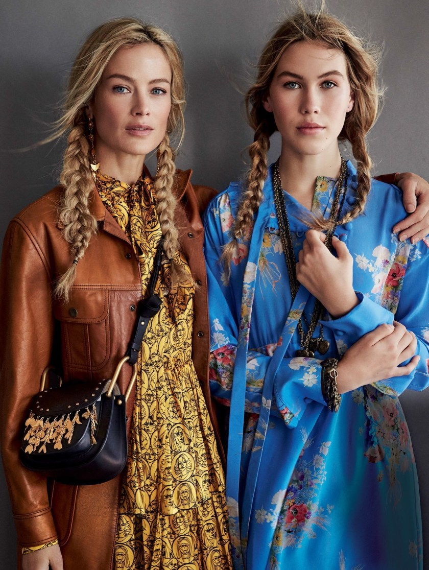 VOGUE MAGAZINE Pomp & Circumstance by Patrick Demarchelier. Sara Moonbes, September 2016, www.imageamplified.com, Image Amplified5