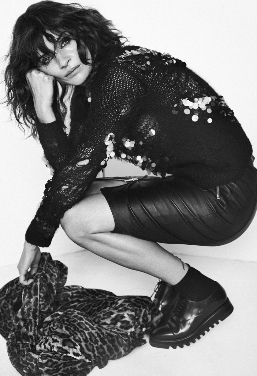 VOGUE PORTUGAL Helena Christensen by An Le. Paul Macedo, September 2016, www.imageamplified.com, Image Amplified3