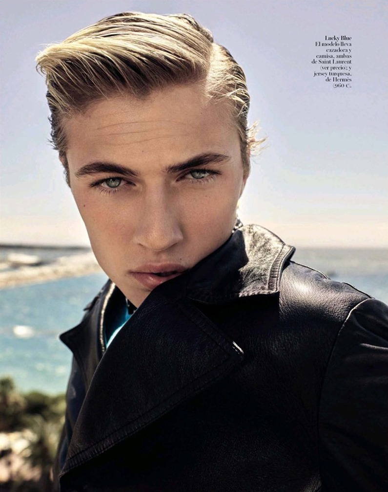 VOGUE SPAIN Lucky Blue Smith by Nico Bustos, August 2016, www.imageamplified.com, Image Amplified3