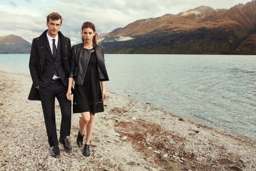 CAMPAIGN Clement Chabernaud & Leonie Bentzinger for Selected Fall 2016 by Kalle Gustafsson. www.imageamplified.com, Image Amplified (1)