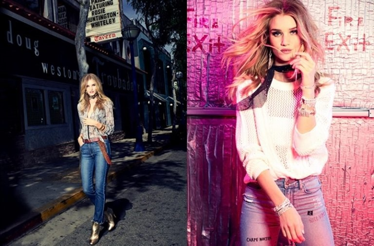 CAMPAIGN Rosie Huntington-Whiteley foro Paige Denim Fall 2016. www.imageamplified.com, Image Amplified (6)