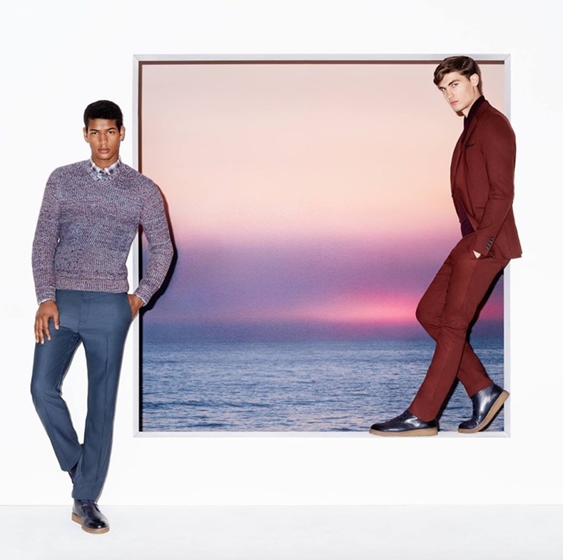 CAMPAIGN Tidiou M'Baye & Jason Anthony for Perry Ellis Fall 2016 by Frederike Helwig. www.imageamplified.com, Image Amplified (2)