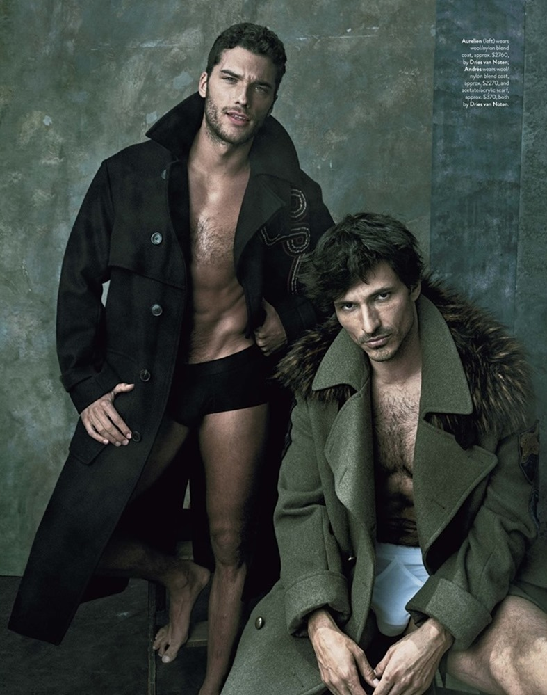 GQ AUSTRALIA Five of a Kind by Mariano Vivanco. Brad Homes, September 2016, www.imageamplified.com, Image Amplified (11)