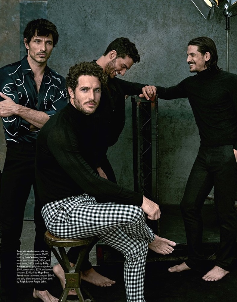 GQ AUSTRALIA Five of a Kind by Mariano Vivanco. Brad Homes, September 2016, www.imageamplified.com, Image Amplified (12)