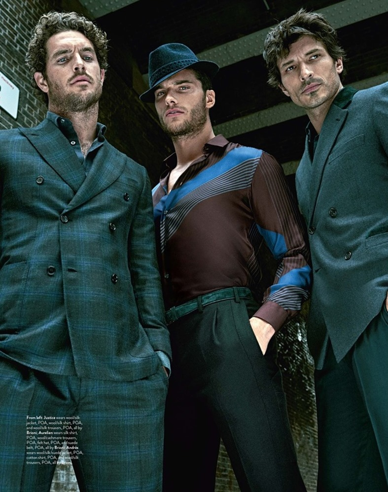 GQ AUSTRALIA Five of a Kind by Mariano Vivanco. Brad Homes, September 2016, www.imageamplified.com, Image Amplified (15)