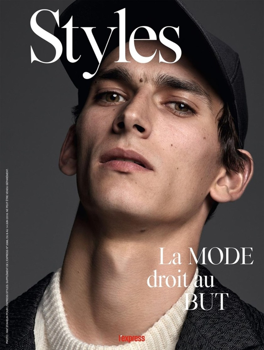 L'EXPRESS MAGAZINE Thibaud Charon by Raf Stahelin. Fall 2016, www.imageamplified.com, Image Amplified (2)