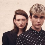 L'EXPRESS STYLES FRANCE: Allyson Chalmers & Gabriel-Kane Day-Lewis by Rahel Weiss