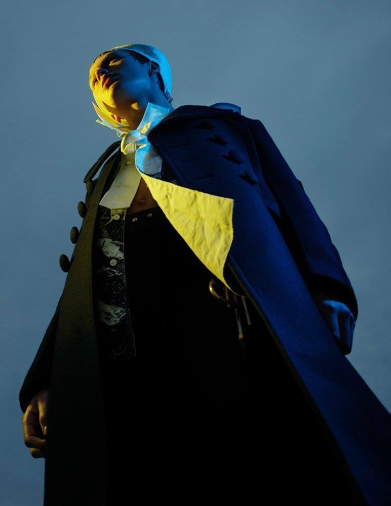 MAN ABOUT TOWN Cargo de nuit by Willy Vanderperre. Olivier Rizzo, Fall 2016, www.imageamplified.com, Image Amplified (16)