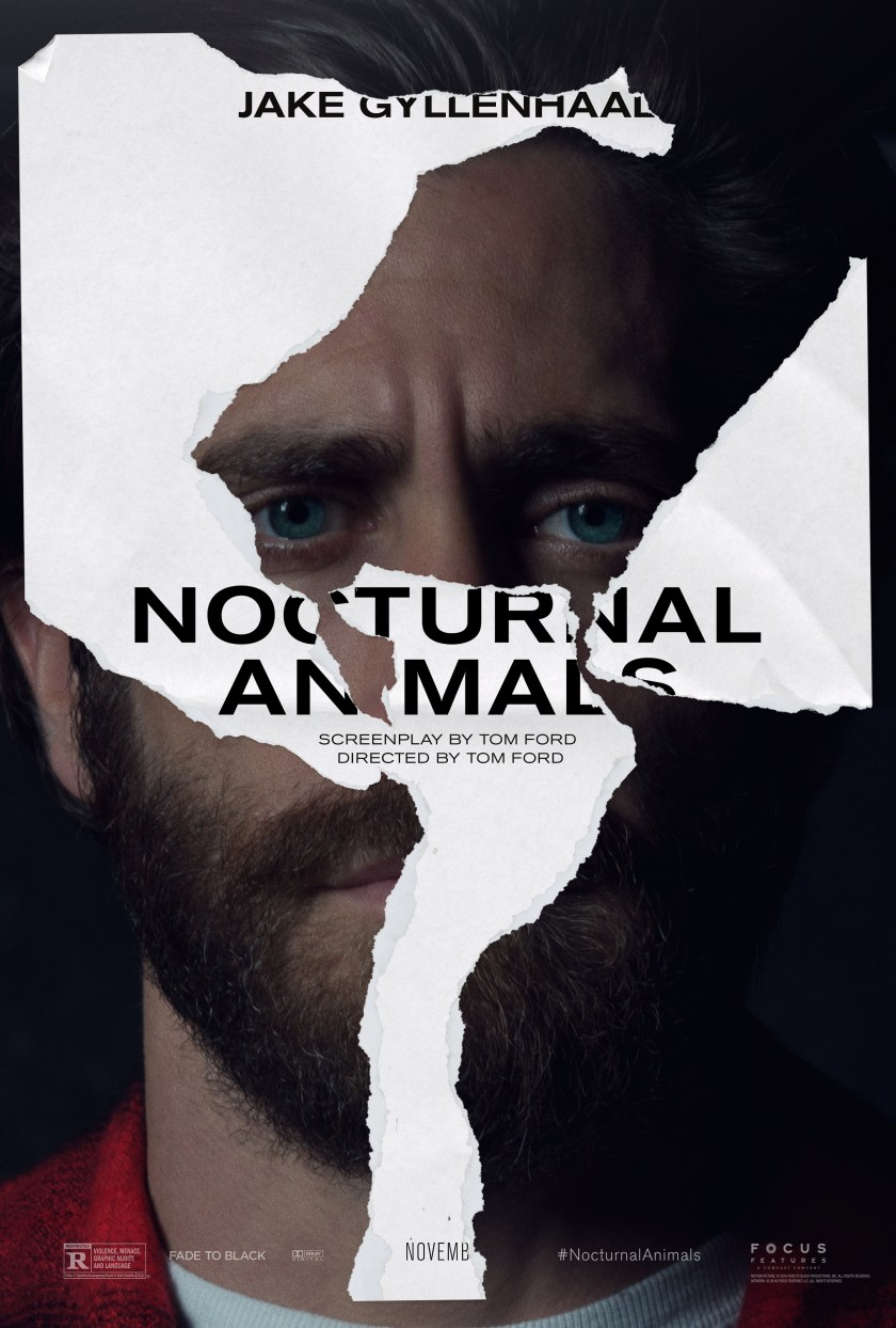 MOVIE TRAILER: Tom Ford's Nocturnal Animals with Amy Adams and Jake Gyllenhaal. Imageamplified.com