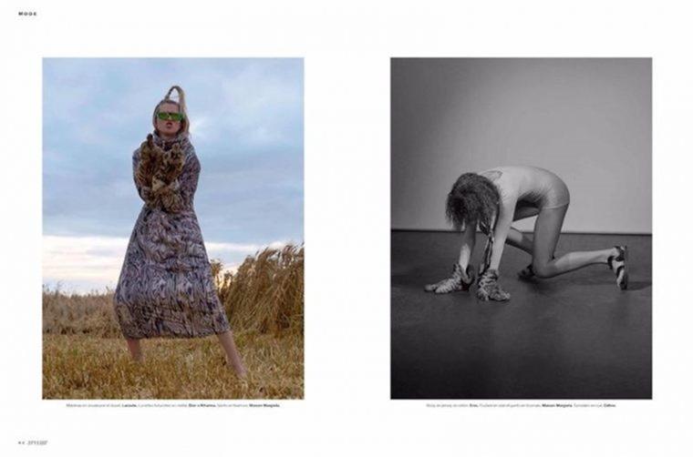 STYLIST MAGAZINE Adela Stenberg & Kasia Struss by Leo Siboni & Suzie Q. Belen Casadevall, September 2016, www.imageamplified.com, Image Amplified (13)