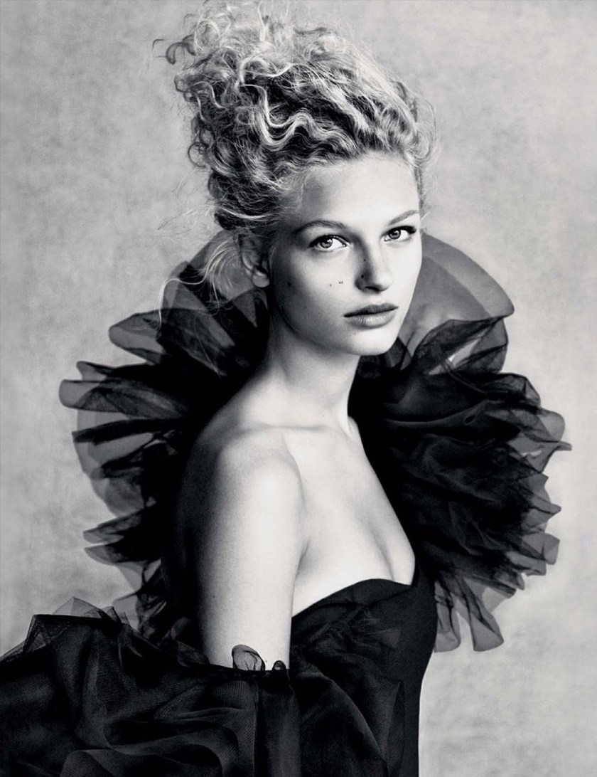 VOGUE AUSTRALIA Frederikke Sofie by Patrick Demarchelier. Sarajane Hoare, September 2016, www.imageamplified.com, Image Amplified (15)