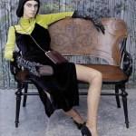VOGUE ITALIA: Jessie Bloemendaal & Lisa Helene by Michael Baumgarten