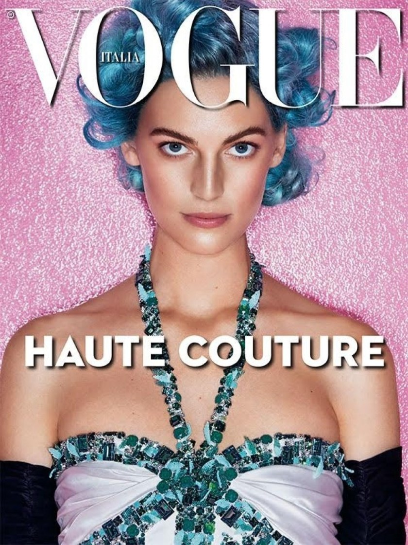 VOGUE ITALIA VAnessa Axente & Imaan Hammam by Patrick Demarchelier. September 2016, www.imageamplified.com, Image Amplified (1)