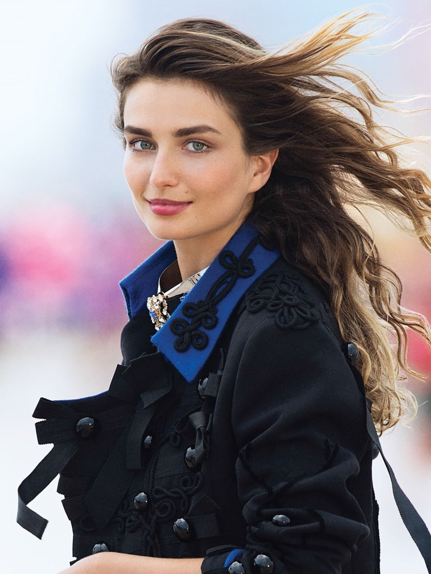 VOGUE MEXICO Andreea Diaconu by Gilles Bensimon. Sarah Gore Reeves, September 2016, www.imageamplified.com, Image Amplified (9)
