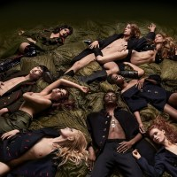 W MAGAZINE: Make Love Not War by Craig McDean