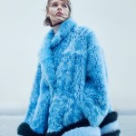 ELLE RUSSIA: Beegee Margenyte by Kerry Hallihan