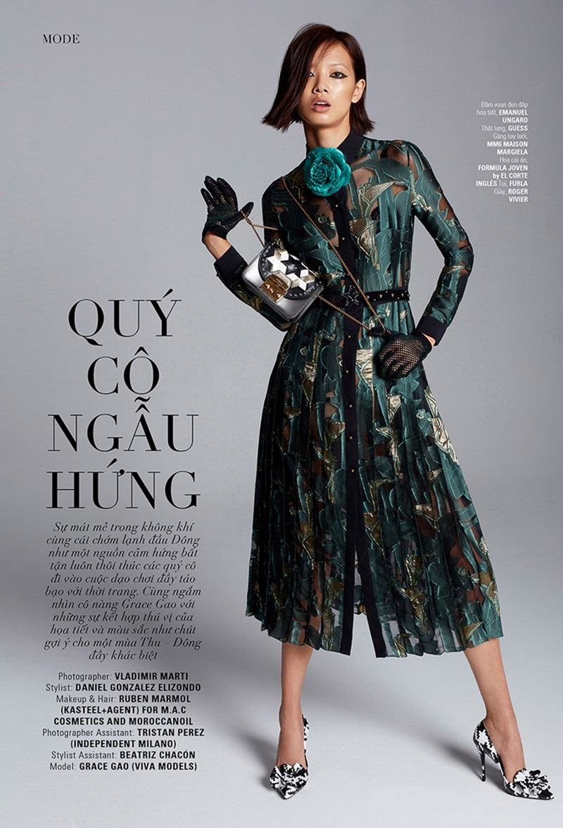 L'OFFICIEL VIETNAM Grace Gal by Vladimir Marti. Daniel Gonzalez Elizondo, October 2016, www.imageamplified.com, Image Amplified8
