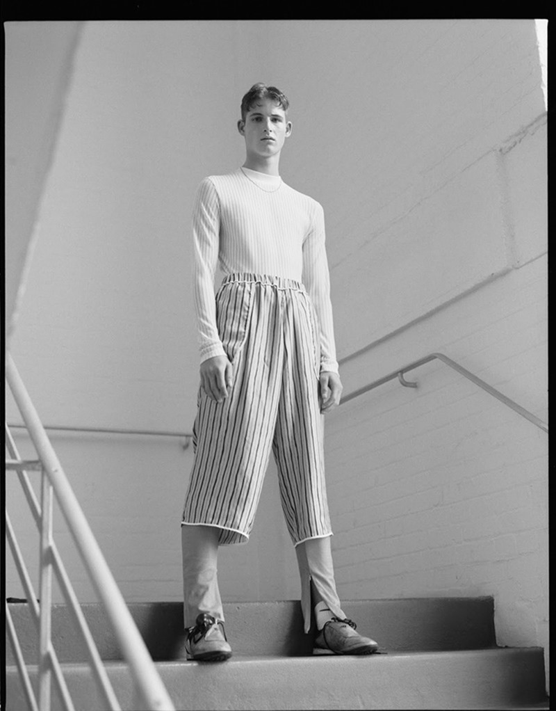 VARON MAGAZINE Max Streetley by Dham Strifuenfung. Michael Darlington, Fall 2016, www.imageamplified.com, Image Amplified2