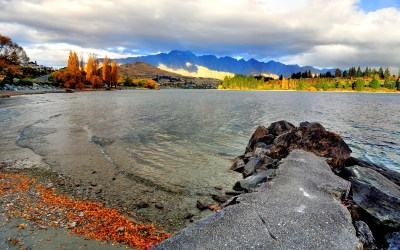 Cool picture of New Zealand, picture of New Zealand, Frankton | ImageBank.biz