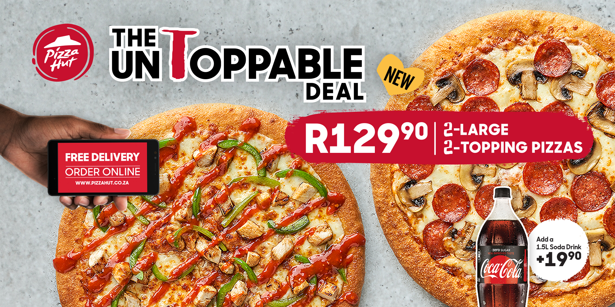 Pizza Bestellen Almelo Pizza Hut South Africa Pizza Delivery Near You Order Online