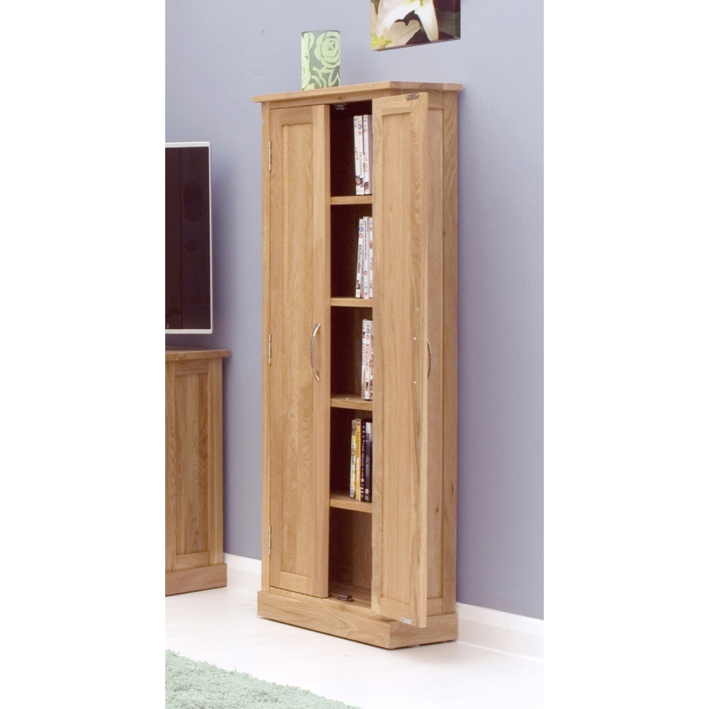 Dvd Möbel Details About Mobel Cd Dvd Storage Cabinet Cupboard Solid Oak Living Room Furniture