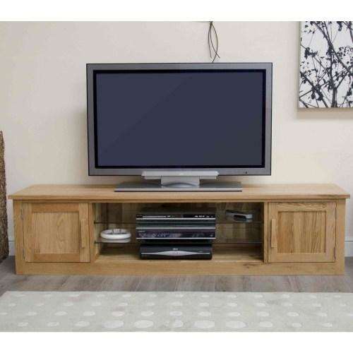 Medium Of Oak Tv Stands