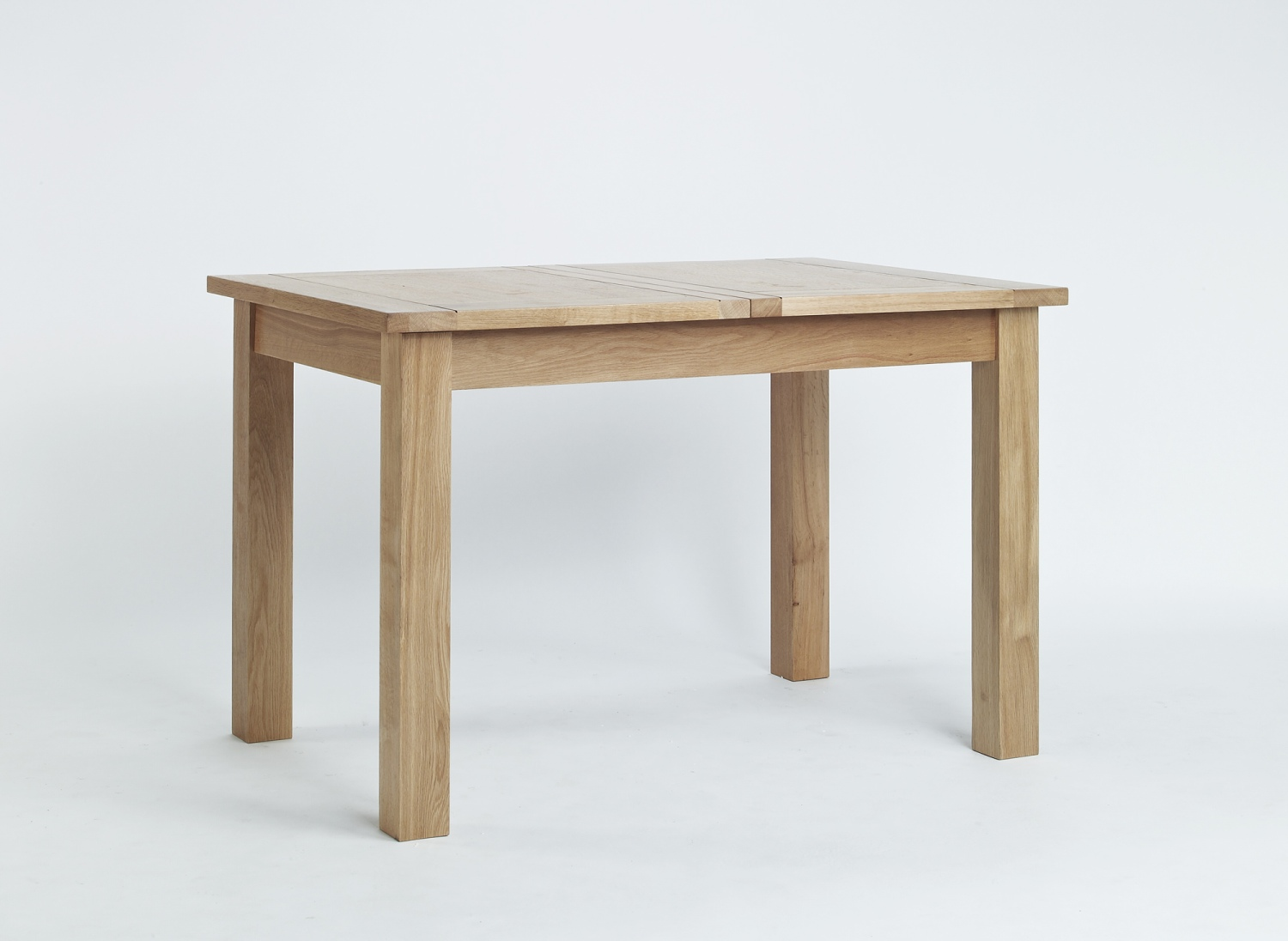 Small Extendable Dining Tables Compton Solid Oak Furniture Small Extending Dining Table