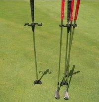 New Golf Butler Buddy Club Dry Grip Stick Irons Putter ...