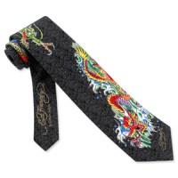 Rhondakays : Ed Hardy - Double Dragon Tie