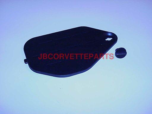 84 85 86 87 88 89 Corvette Fuse Panel Door  Lock Replaces GM