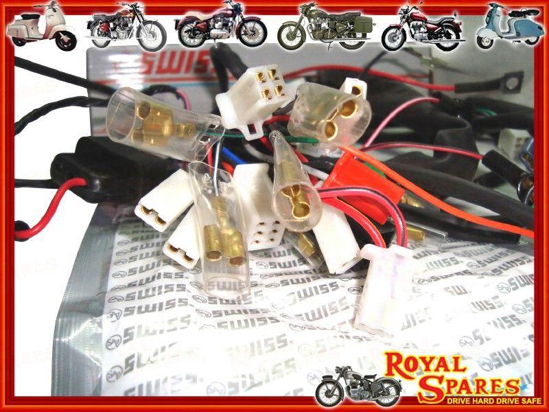 Royal Enfield Wiring Harness Wiring Diagram