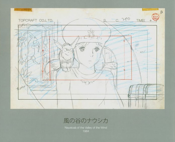 nausicaa_of_the_valley_of_the_wind_concept_art_storyboard_10