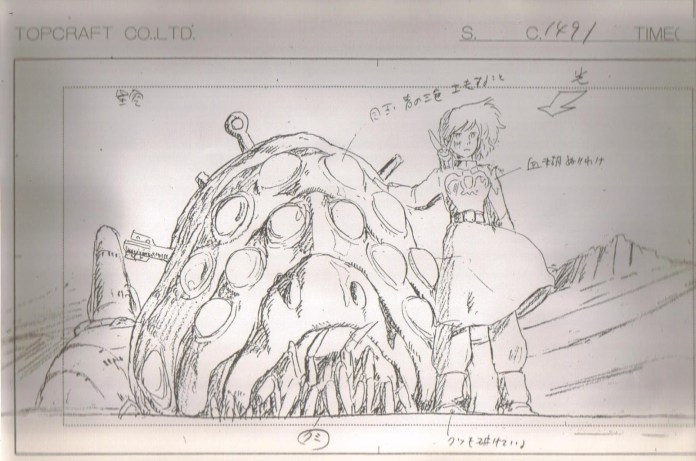 nausicaa_of_the_valley_of_the_wind_concept_art_storyboard_17