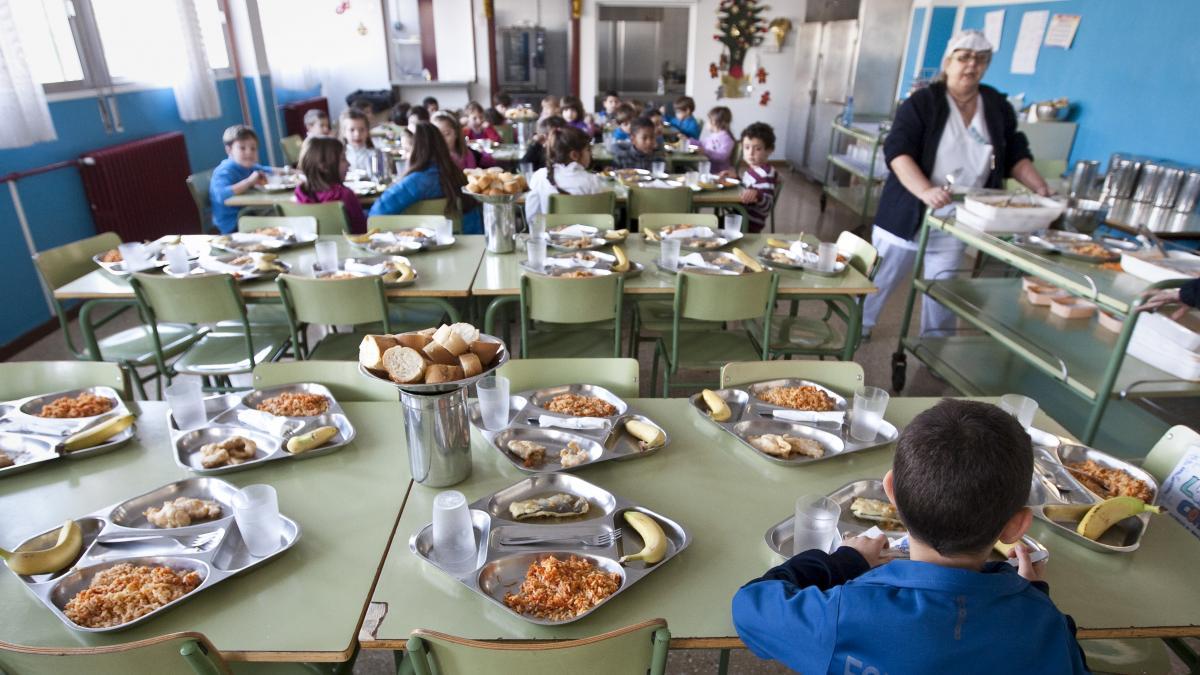 Comedores Escolares Zaragoza Empresas | Huertos Escolares Y ...