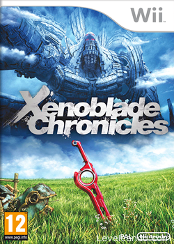 Xenoblade Chronicles Boxart Cover