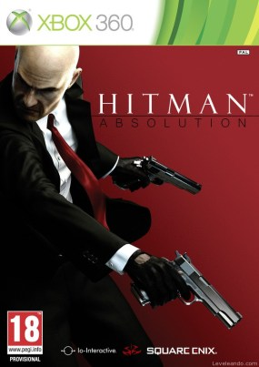 Hitman: Absolution Boxart Cover