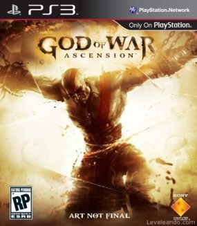 God of War: Ascension Boxart Cover