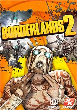 Borderlands 2 Boxart Cover
