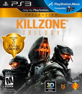 Killzone Trilogy Boxart Cover