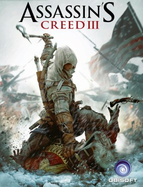 Assassin's Creed III Boxart Cover