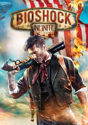 BioShock Infinite Boxart Cover