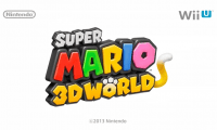 Anunciado Super Mario 3D World para Wii U