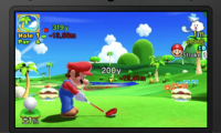 Mario Golf World Tour fue retrasado.