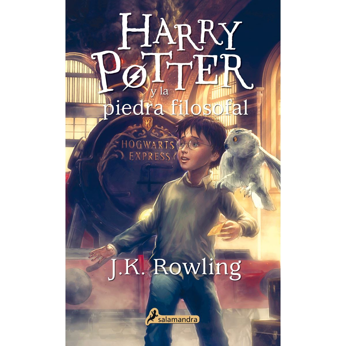 Comprar Libros De Harry Potter Harry Potter 1 Harry Potter Y La Piedra Filosofal Nueva