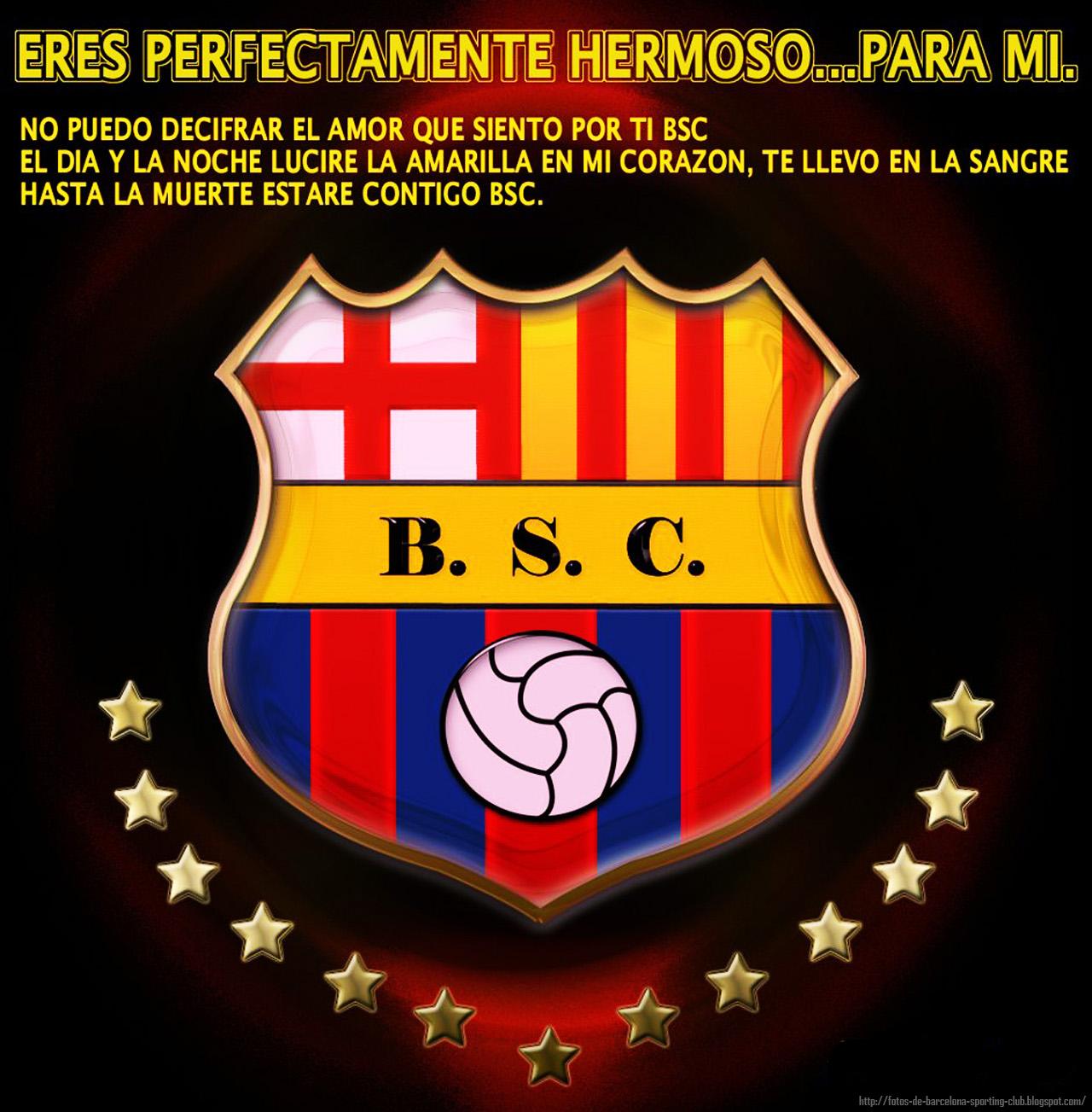 3d Barcelona Wallpapers Afiches Carteles De Barcelona Sporting Club Guayaquil