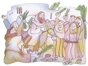 Dibujos de los días de Semana Santa (4)