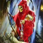 Imágenes de la Santa Muerte del amor (6)