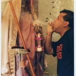 imagenes de la muerte santa (1)