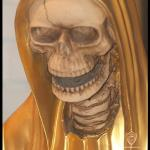 santa muerte fortuna dorada