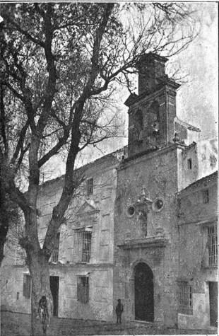 La ermita de Nuestra Señora de la O 1914
